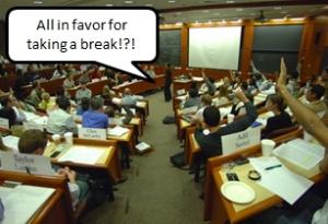 HBS Break classroom