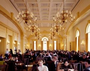 Spangler Cafetaria